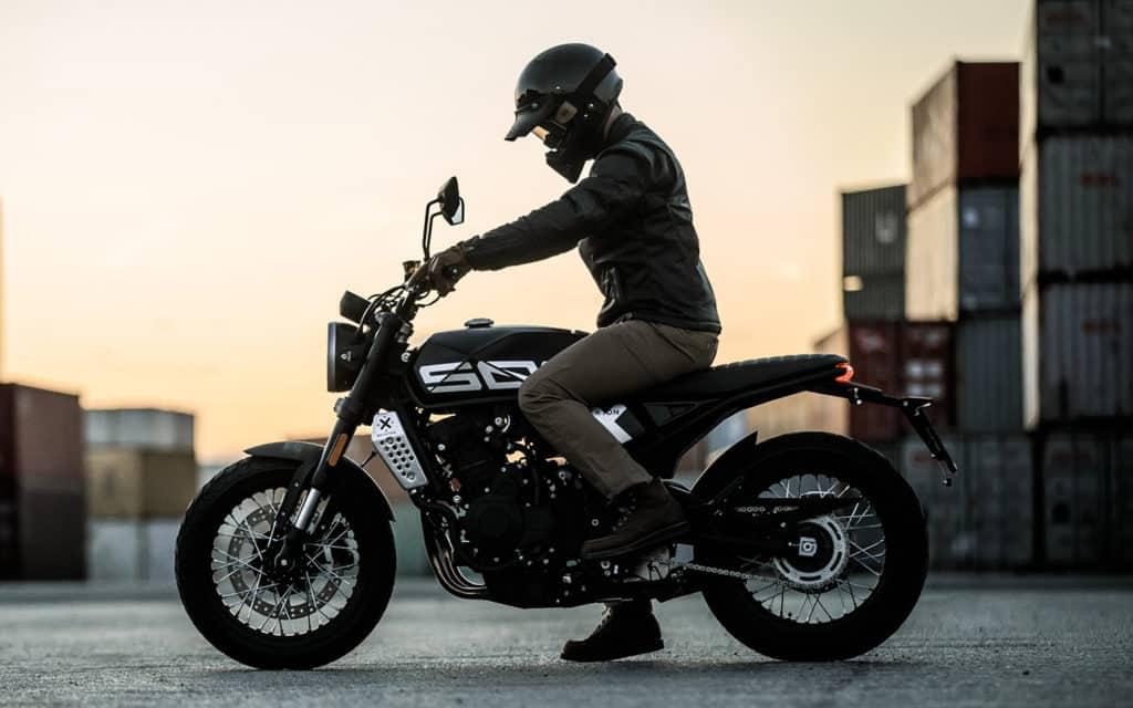 Brixton Motorcycles Crossfire 500 X