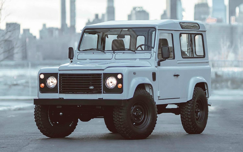 Brooklyn Coachworks Land Rover Defender 90