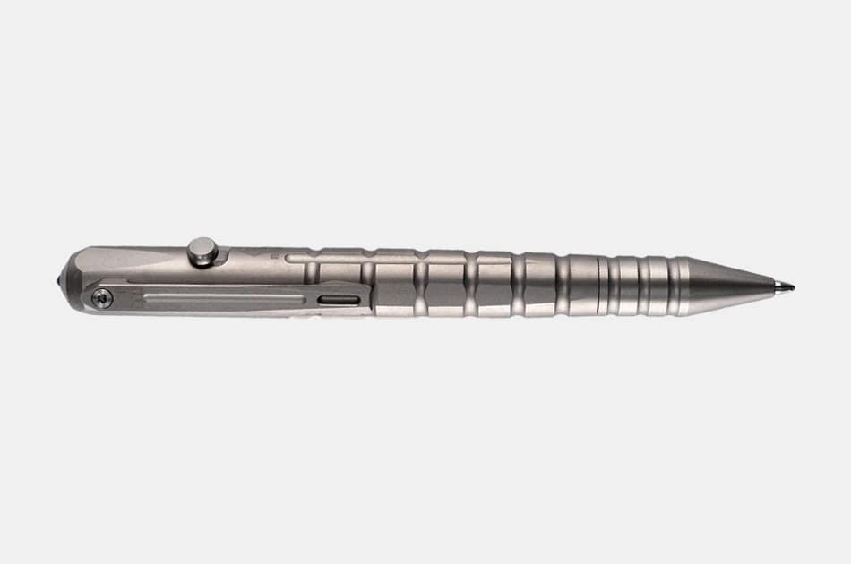 Commander C10 Titanium Pen