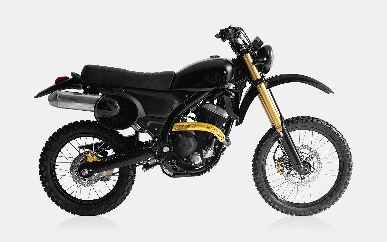 Deus Ex Machina Atramental Two Five Motorcycle