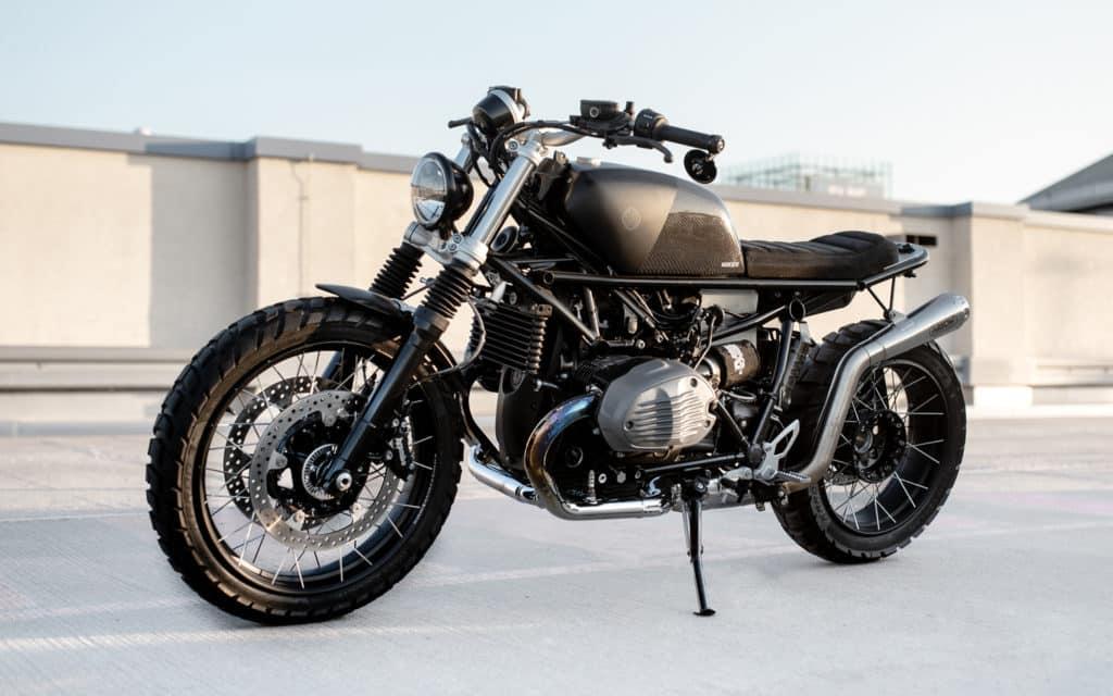 Hookie Co. BMW RNineT Moto Kit