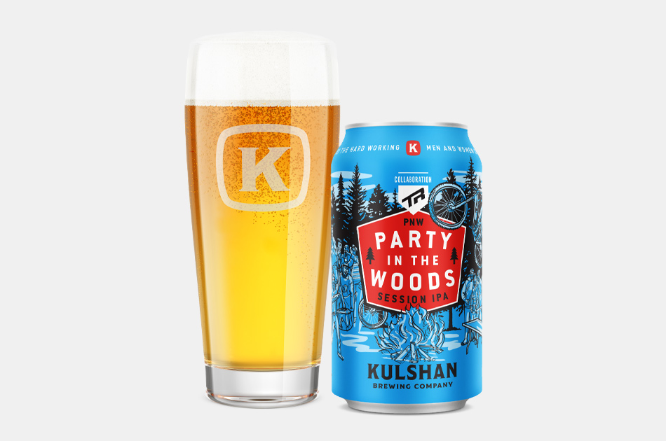 Kulshan Brewing Party In The Woods Session IPA