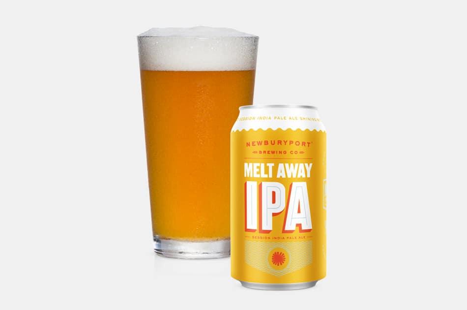 Newburyport Brewing Melt Away Session IPA