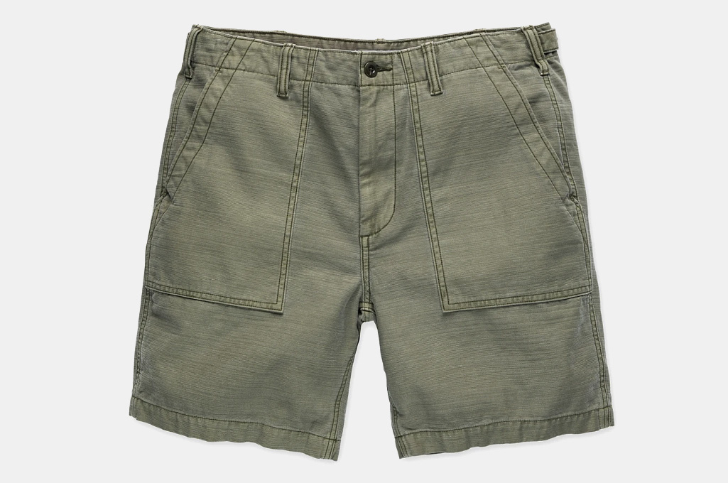 Outerknown Voyager Utility Shorts