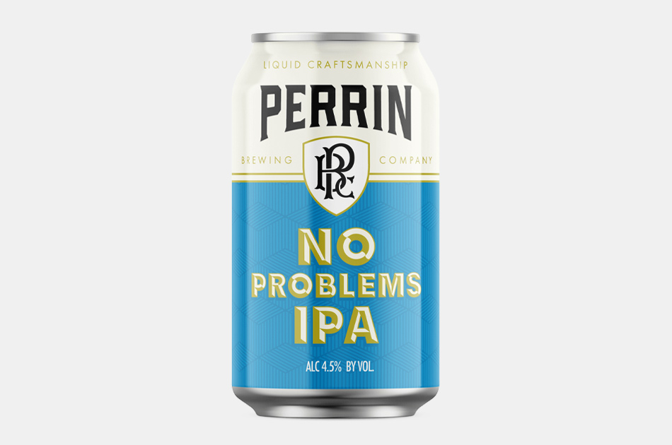 Perrin Brewing No Problems Session IPA