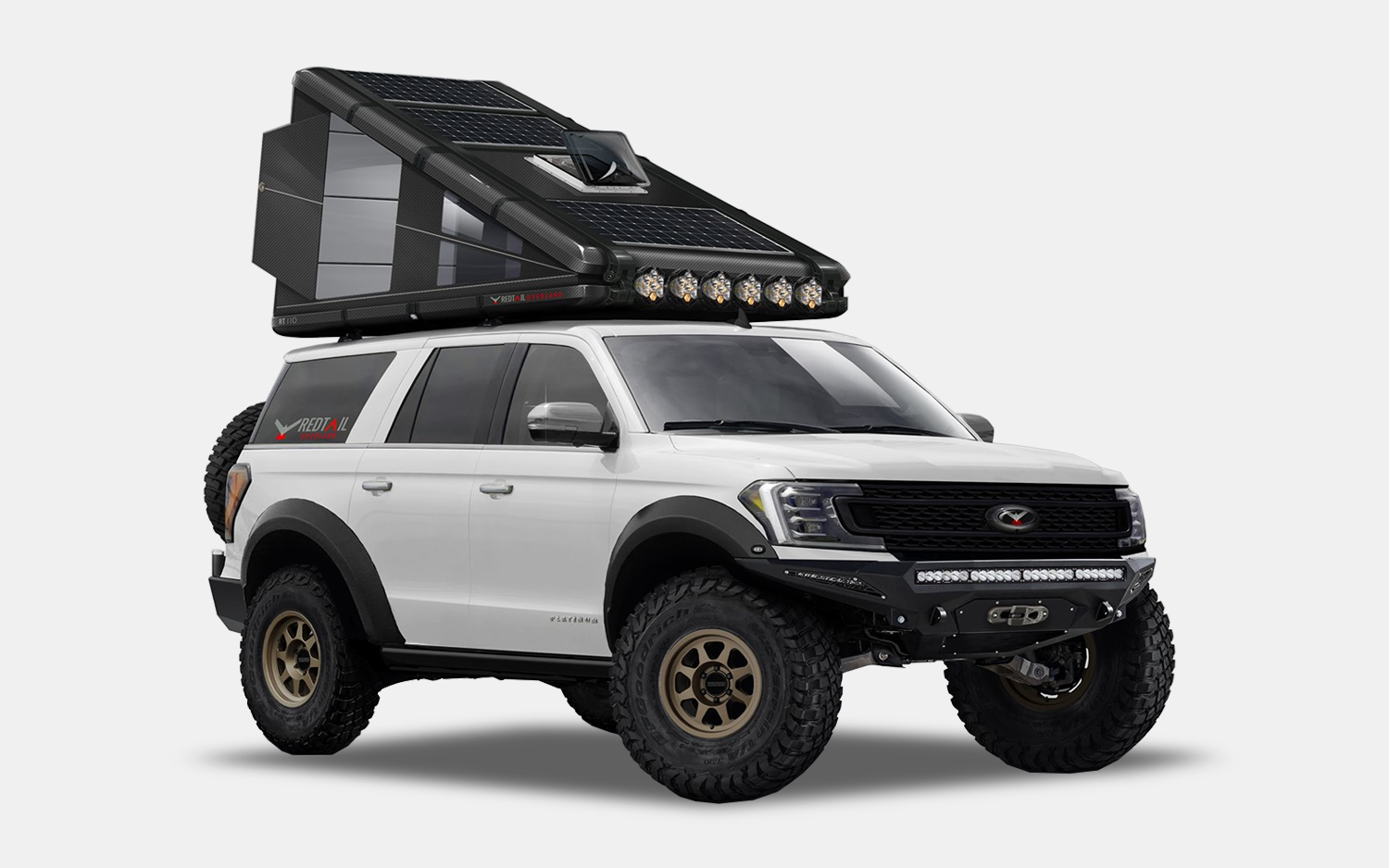 Redtail Rooftop Camper