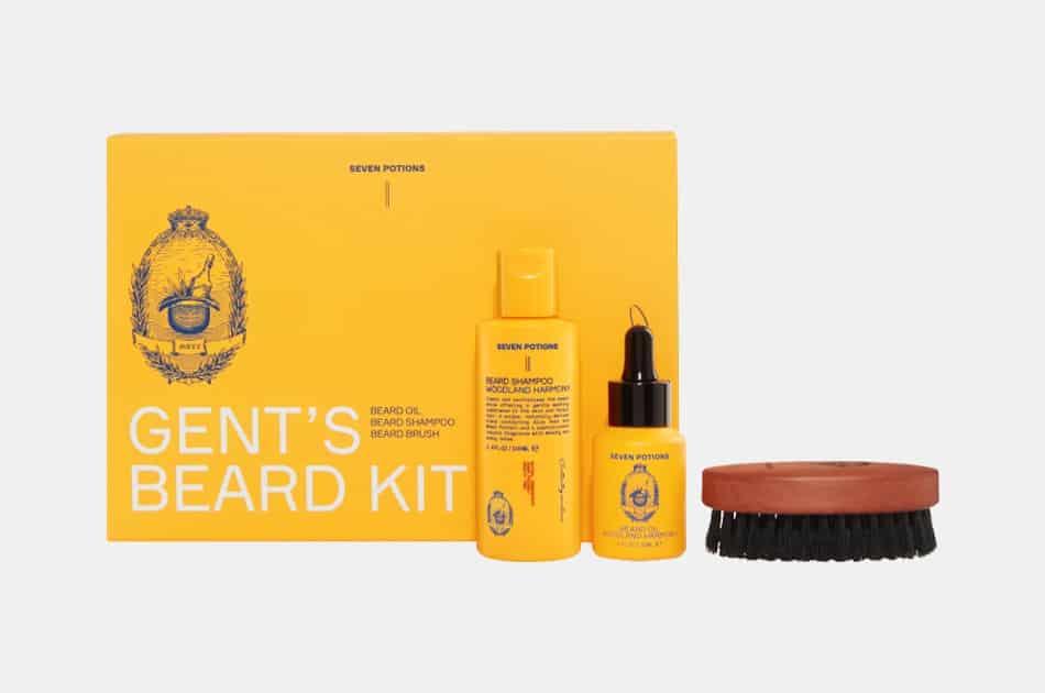 Seven Potions Gent's Beard Kit
