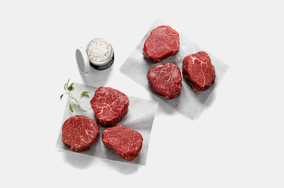 Snake River Farms First Class Filet Pack