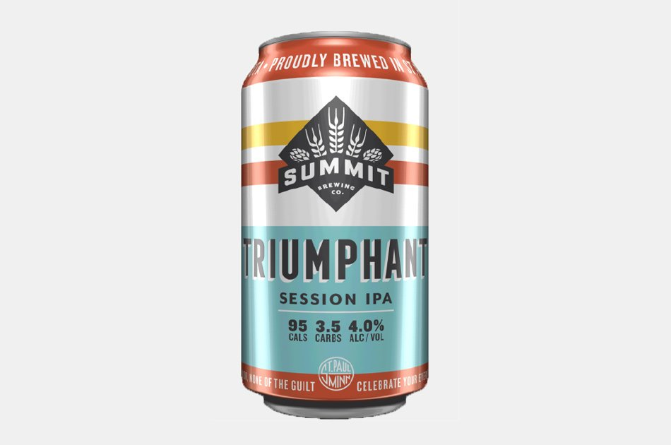 Summit Brewing Triumphant Session IPA