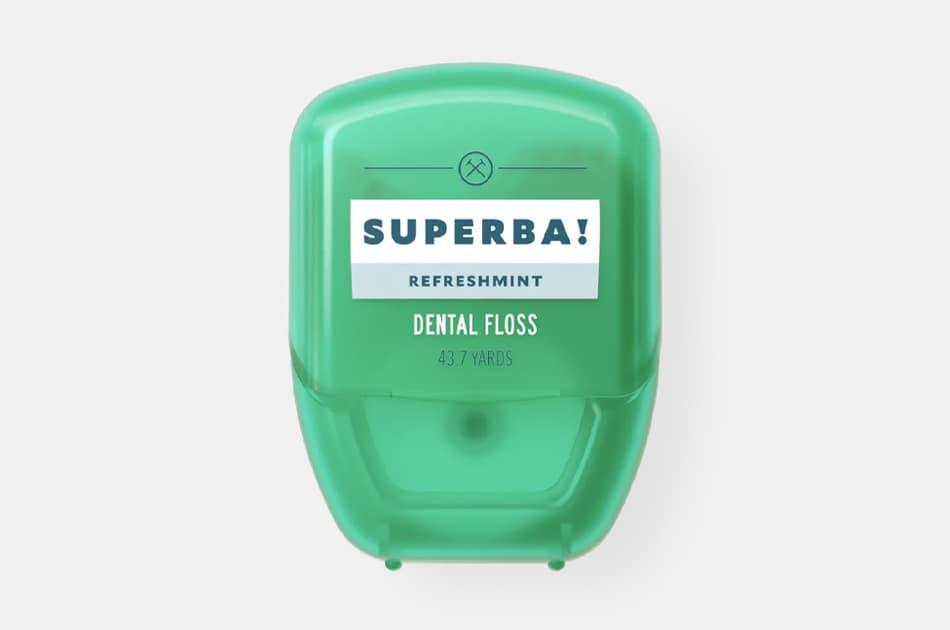 Superba! Dental Floss