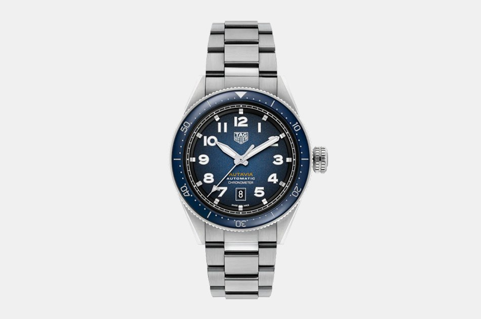 TAG Heuer Autavia Watch