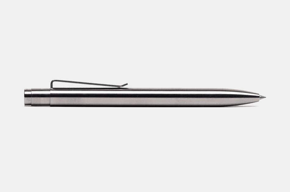 Tactile Turn Titanium Click Pen