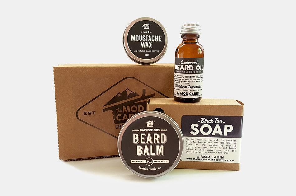 The Mod Cabin Core Beard Kit