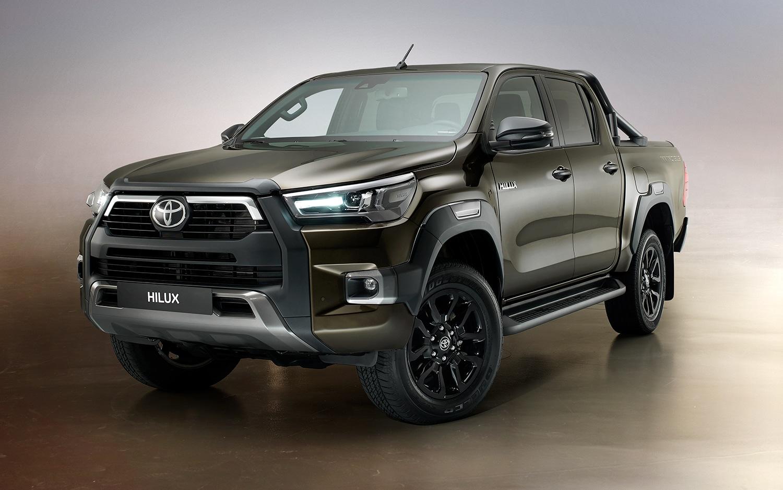 Toyota Hilux Invincible-X Truck