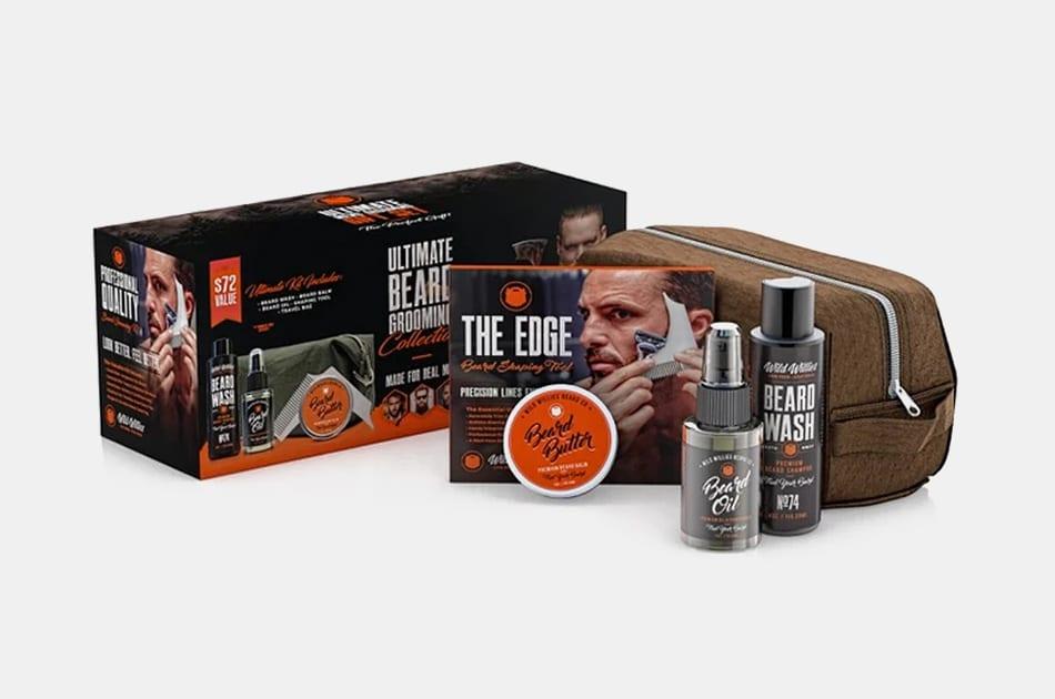 Wild Willie's Ultimate Beard Grooming Kit