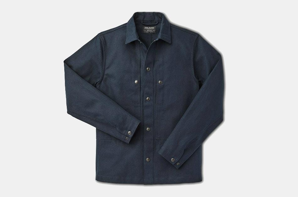 Filson Antique Tin Jac-Shirt