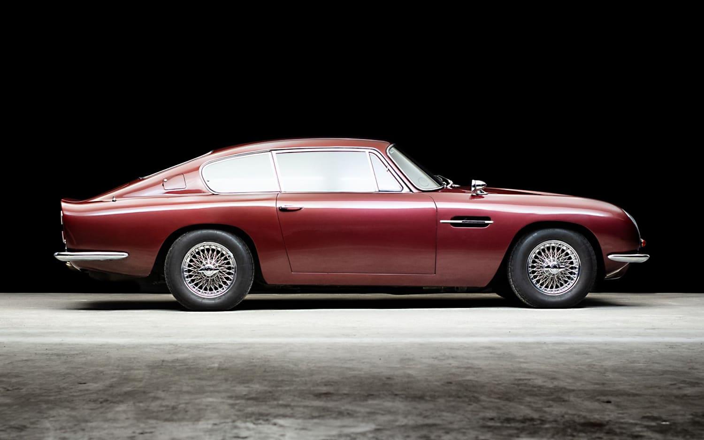 1967 Aston Martin Db6 Vantage Coupe Gearmoose