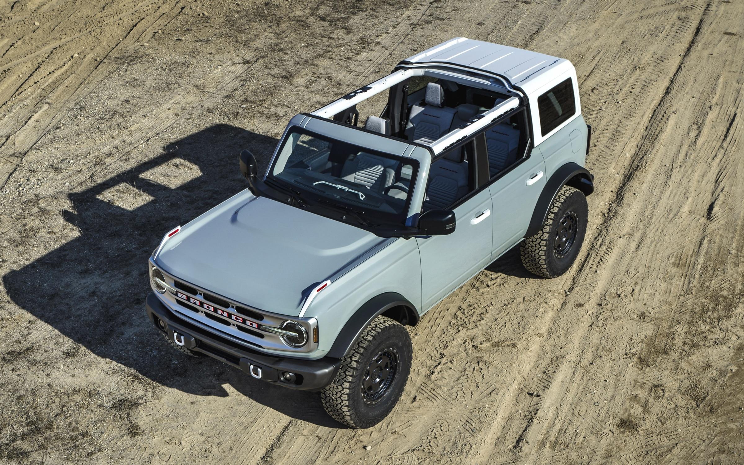 2021 Ford Bronco | GearMoose