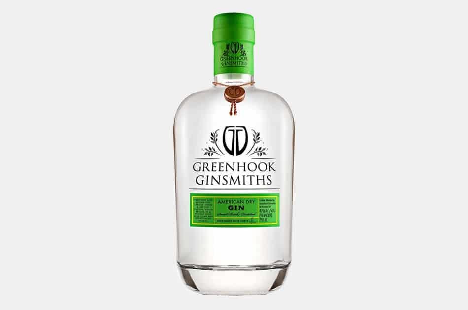American Dry Gin – Greenhook Ginsmiths (Brooklyn)