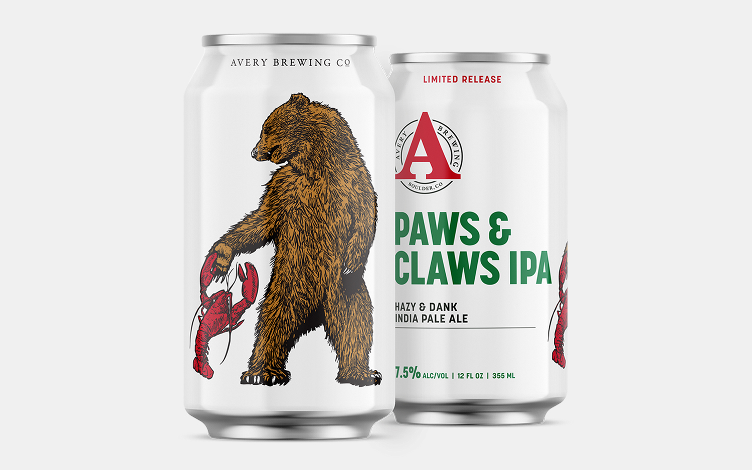Avery Brewing Paw & Claws IPA