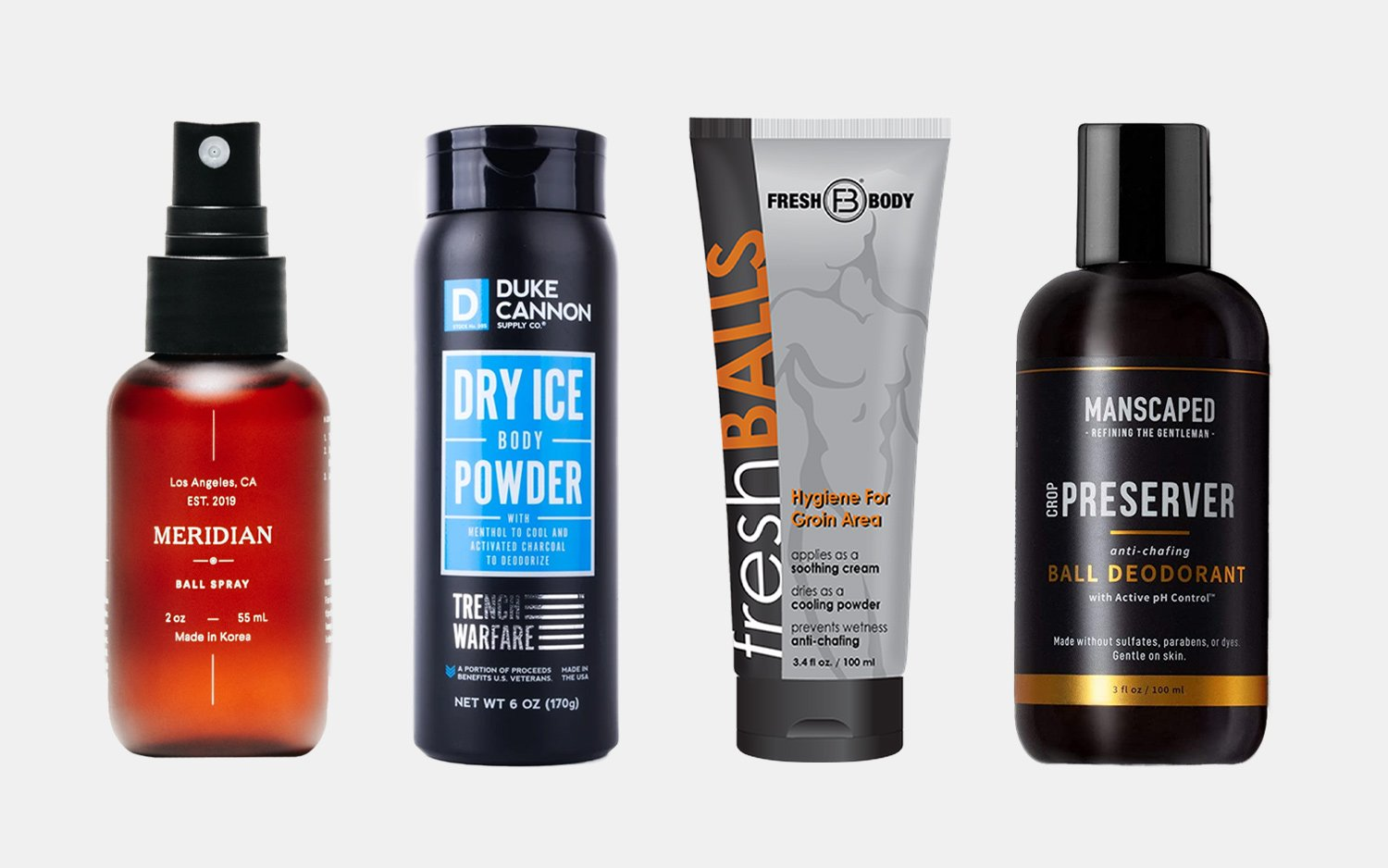 12 Best Ball Deodorants