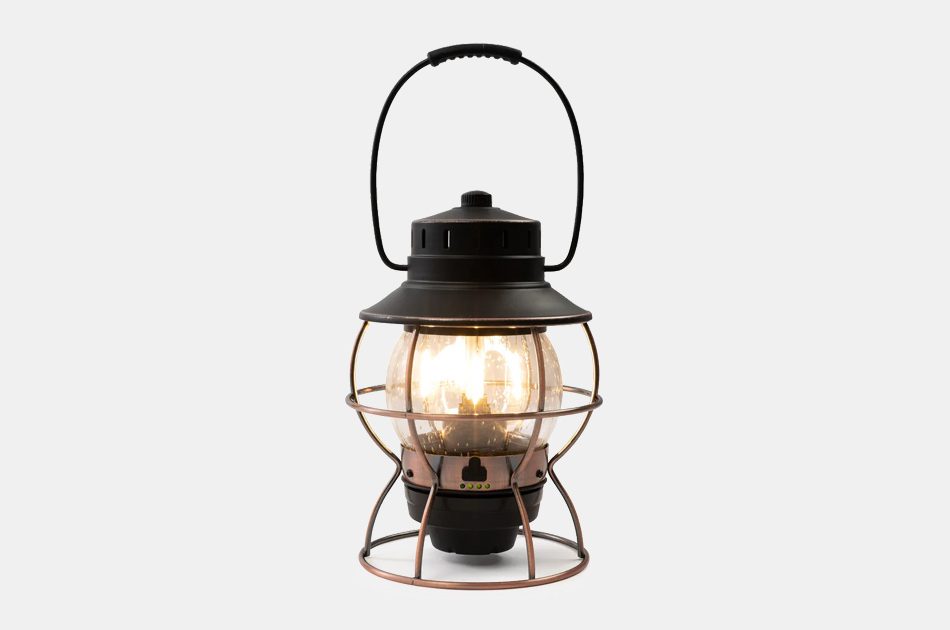 Barebones Railroad Lantern