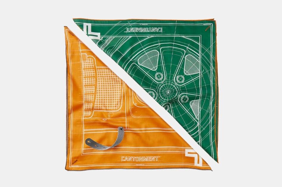 Cantonment Auto Kerchief Set