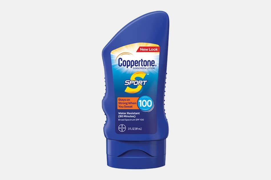 Coppertone Sport SPF 100 Sunscreen