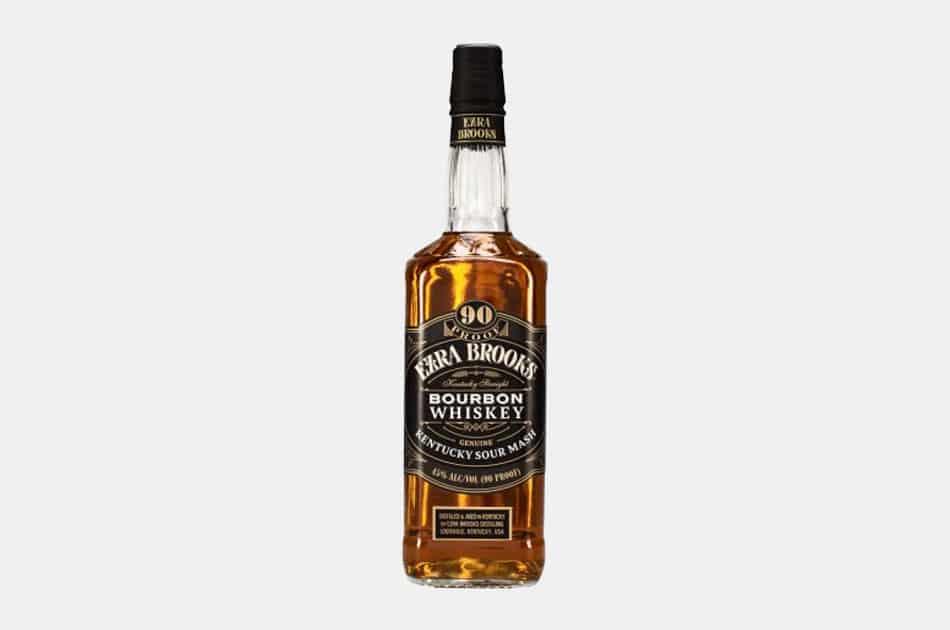 Ezra Brooks Kentucky Straight Bourbon Whiskey