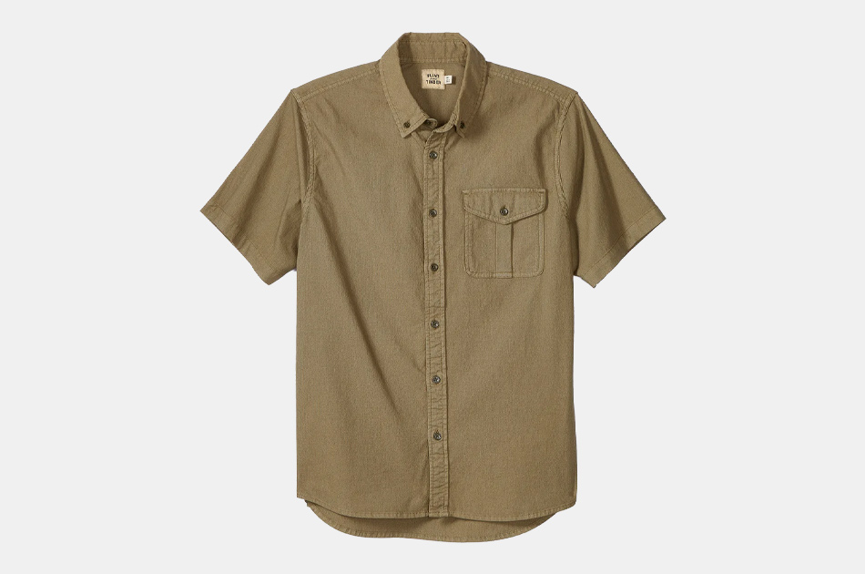 Flint and Tinder Stretch Utility Short-Sleeve Shirt