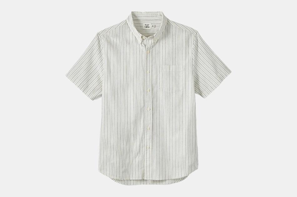 Flint and Tinder Jaspe Short-Sleeve Shirt