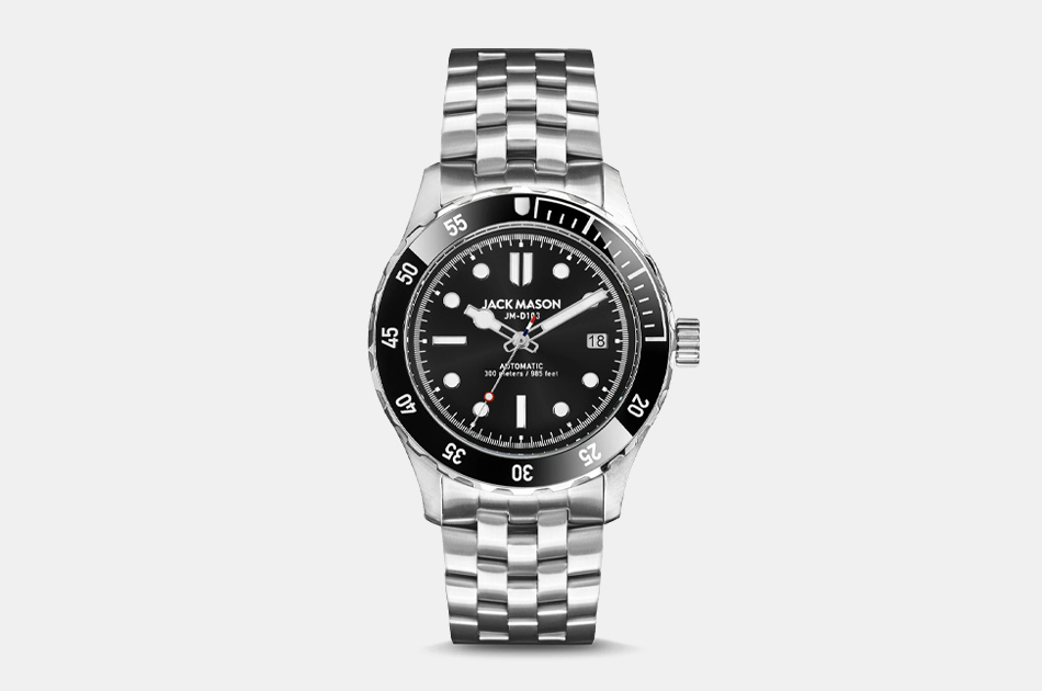 Jack Mason Seamount Automatic Dive Watch