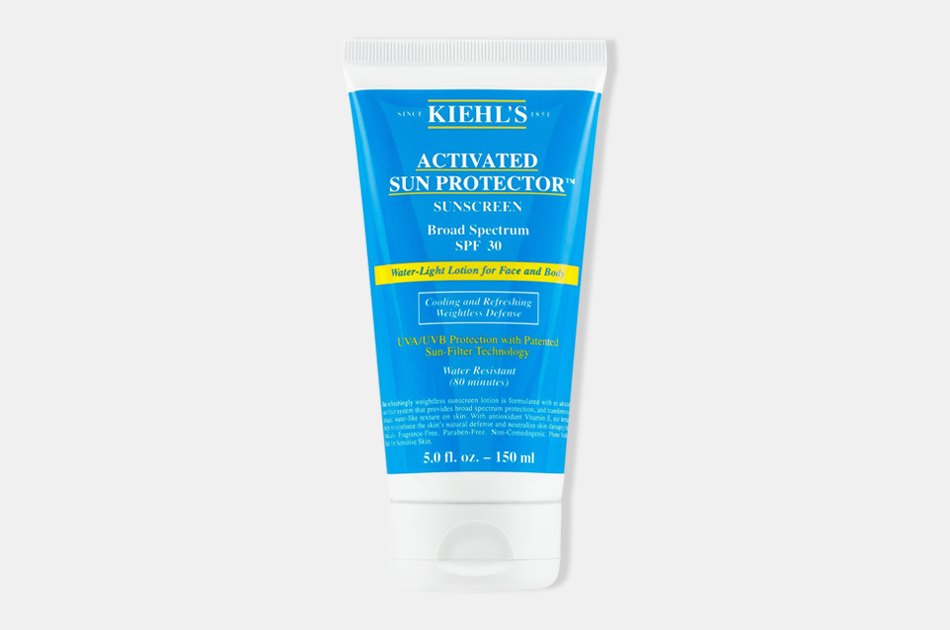 Kiehl's Activated Sun Protector Sunscreen