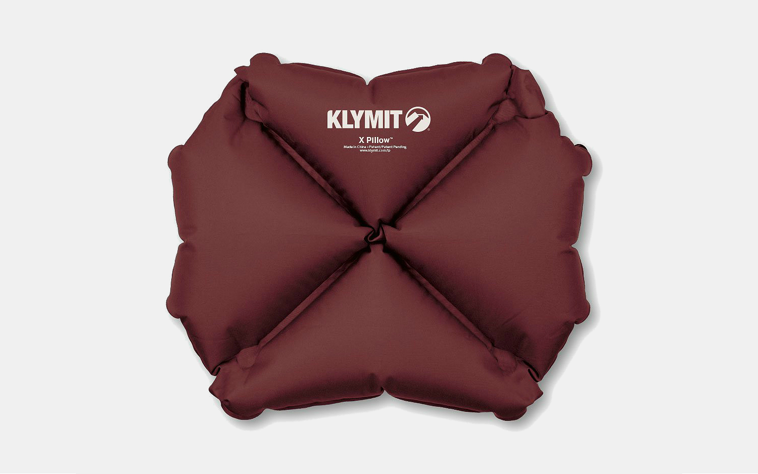 Klymit Inflatable Camp Pillow X