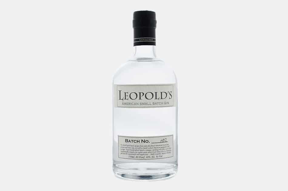 Leopolds Gin  (Michigan)