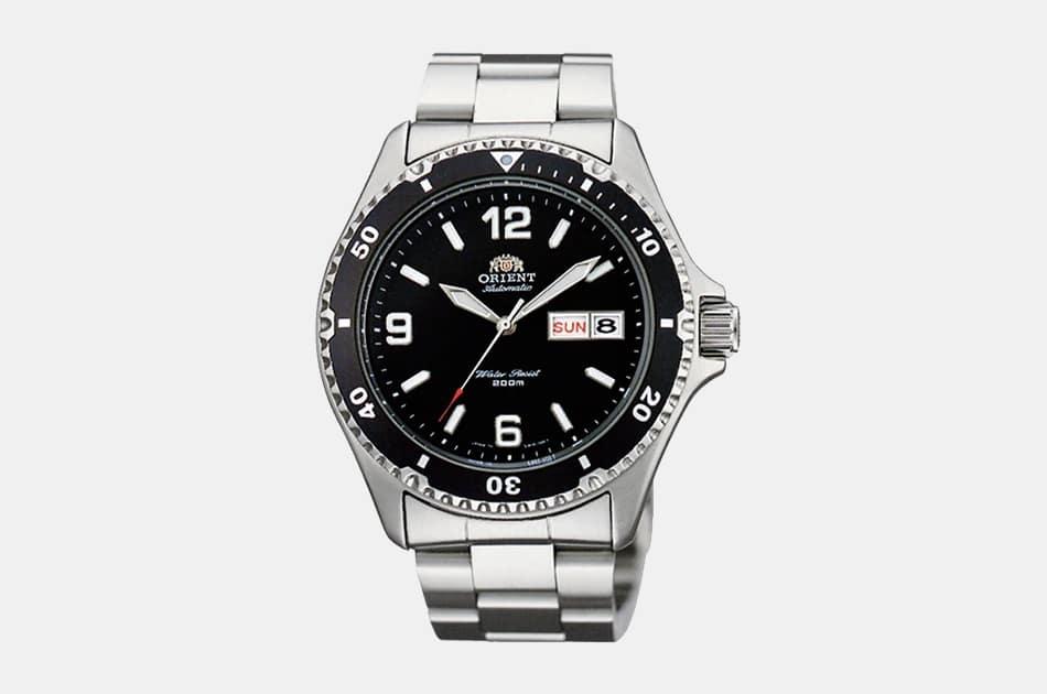 Orient Mako II Diver Watch