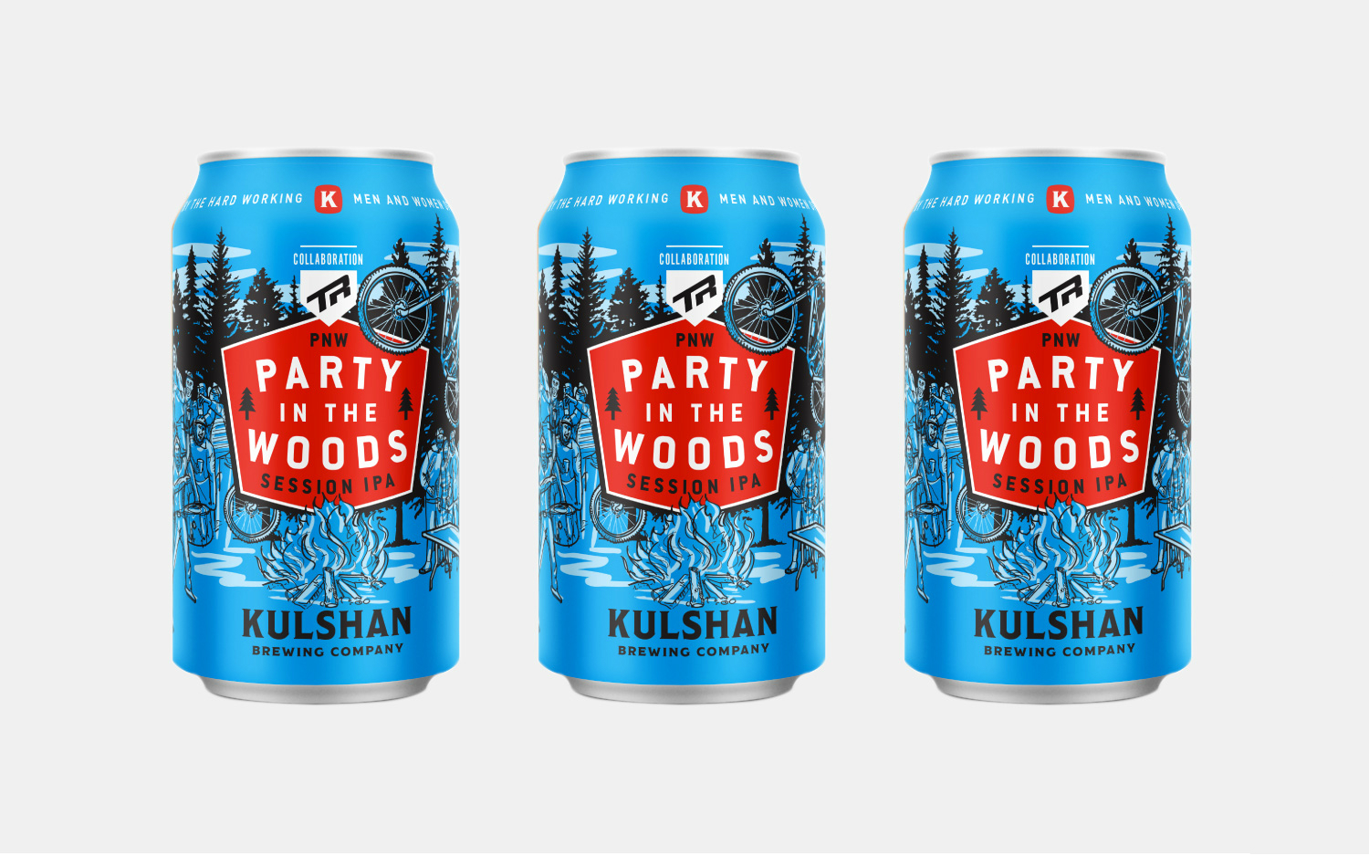 Party In The Woods Session IPA