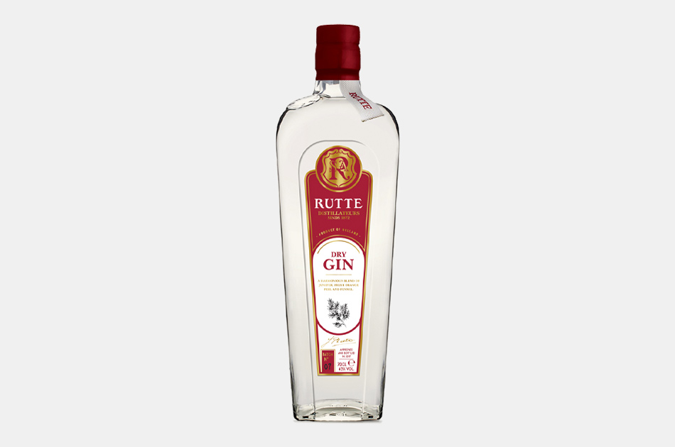 Rutte Celery Dry Gin (Netherlands)