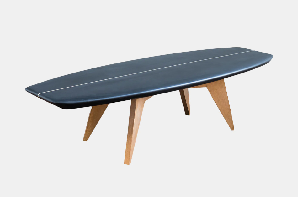 Salty Surfboard Coffee Table - B59 Edition