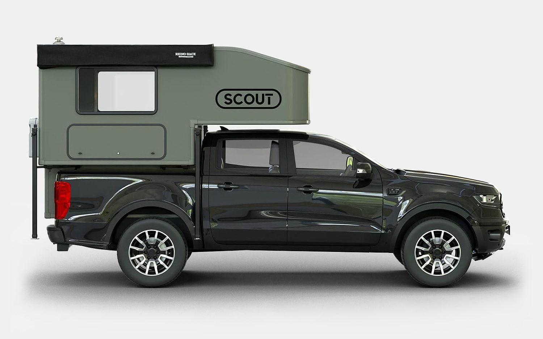 Scout Yoho Truck Camper