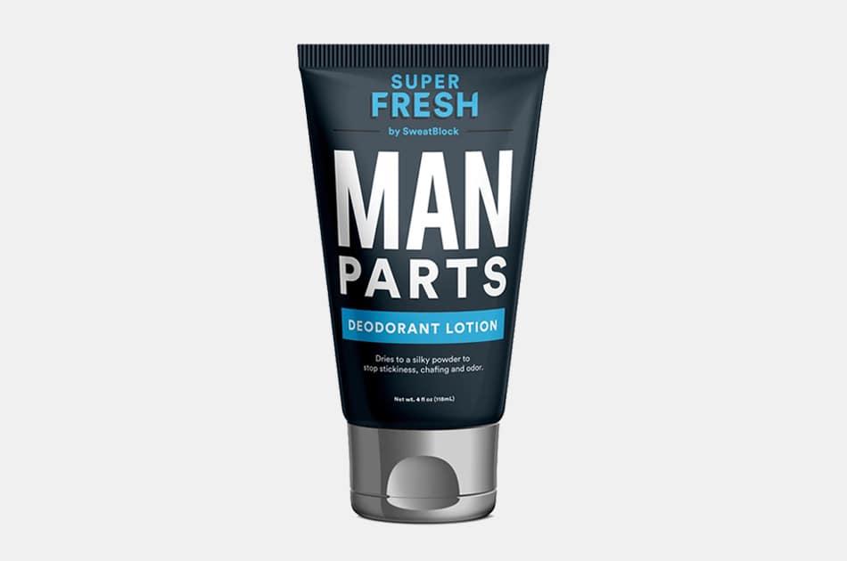 Super Fresh Man Parts Ball Deodorant
