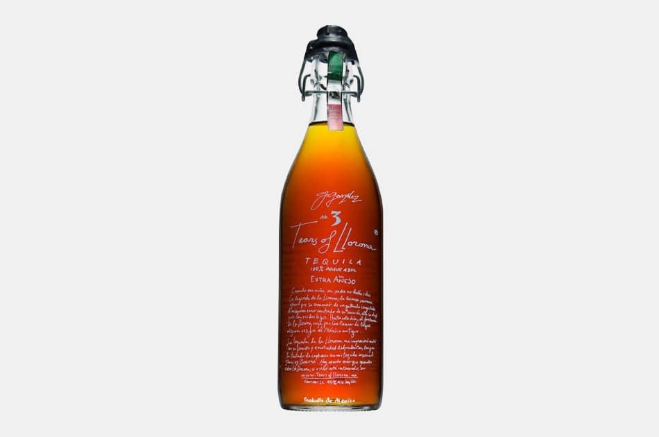 Tears of Llorona No. 3 Extra Añejo Tequila
