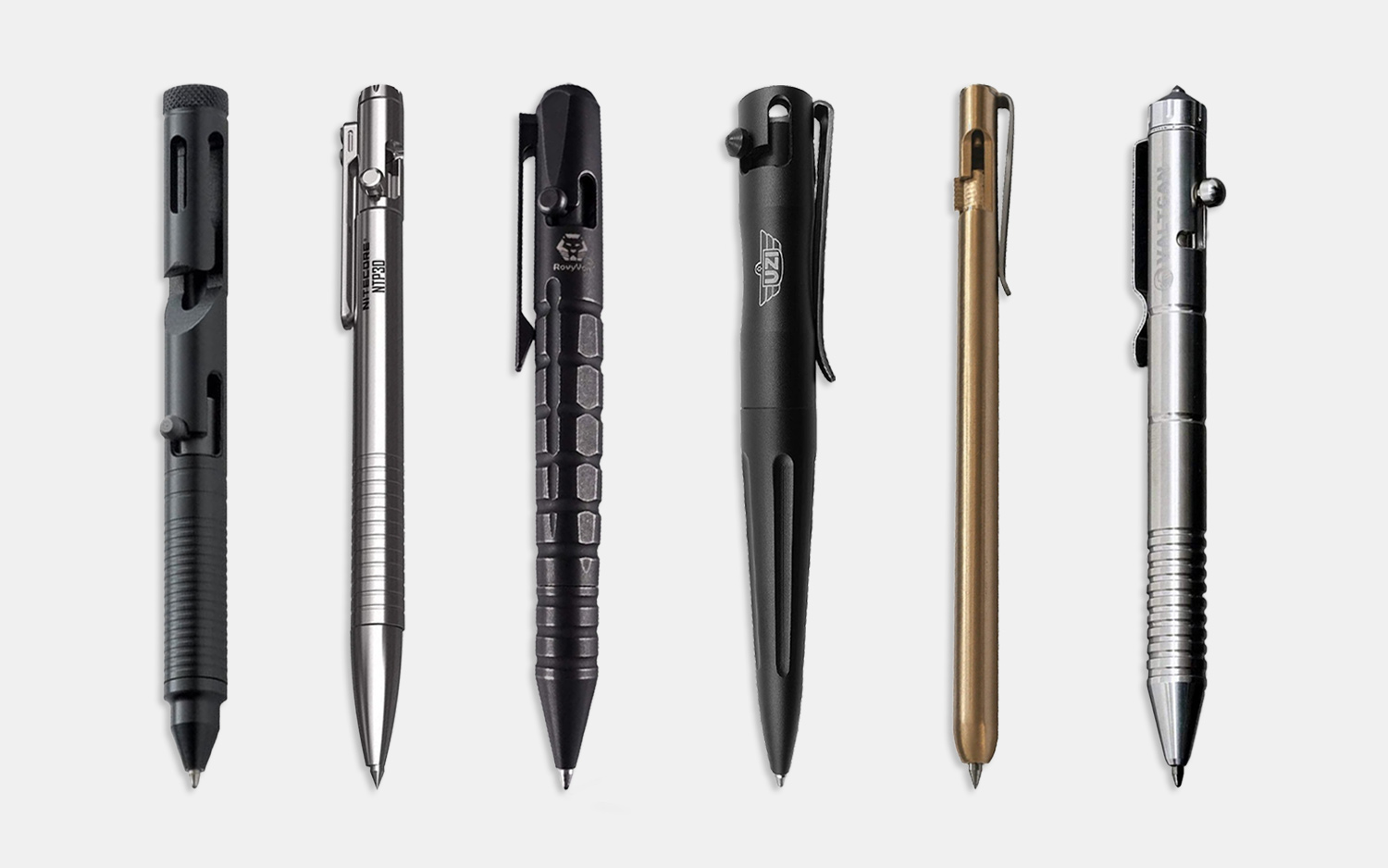 The 10 Best Bolt Action Pens For Everyday Carry