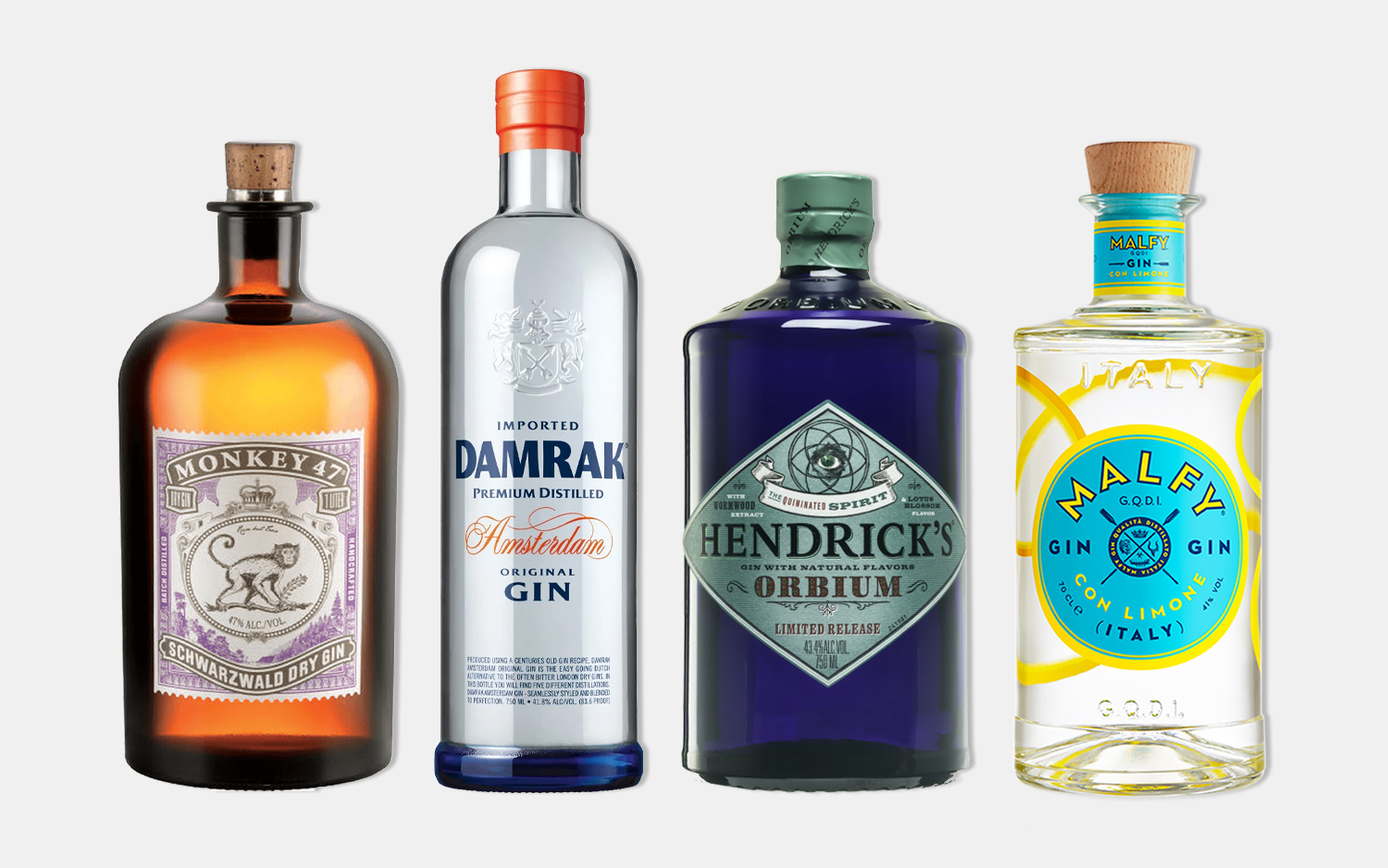 The 28 Best Gins To Drink Right Now