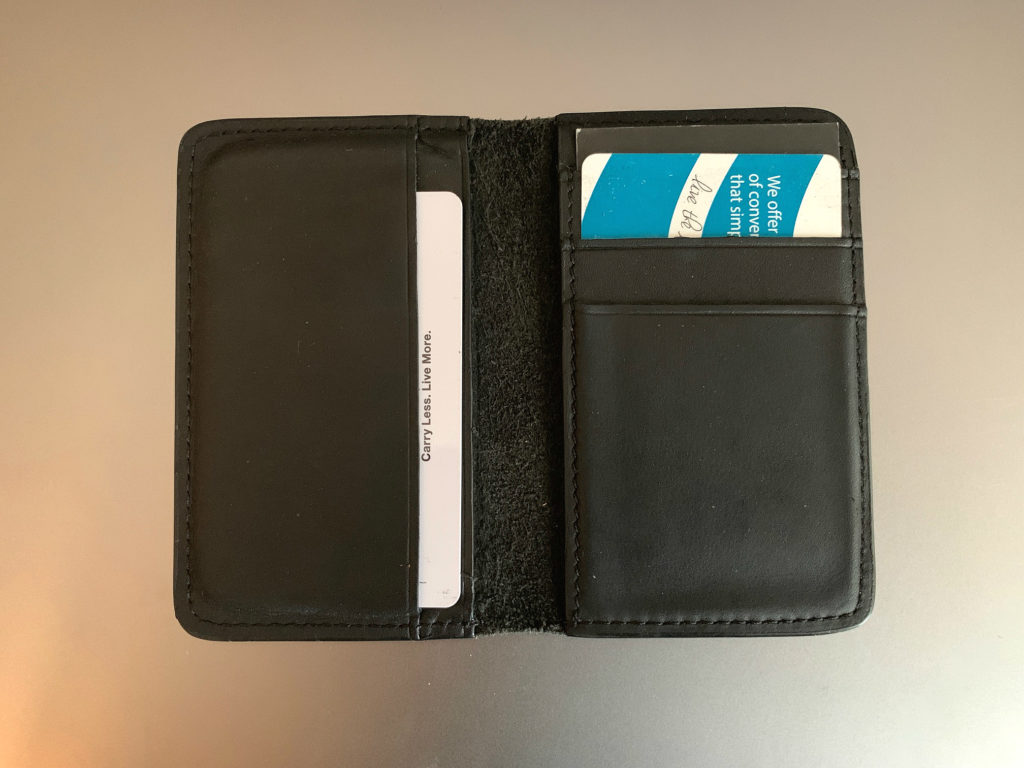 Everyman Holden Card Wallet Review