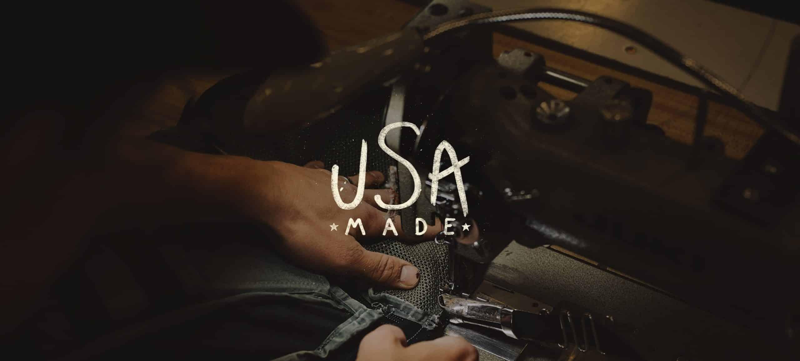 Huckberry USA Made Shop