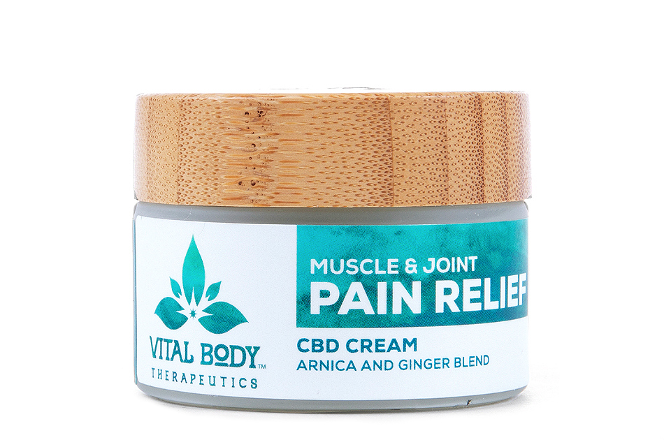 Muscle & Joint Relief CBD Cream