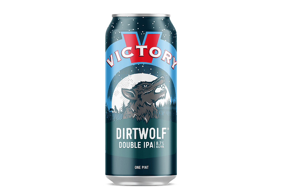Victory Dirtwolf Double IPA