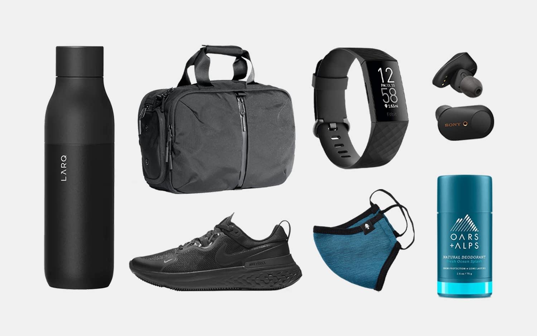 10 Gym Bag Essentials
