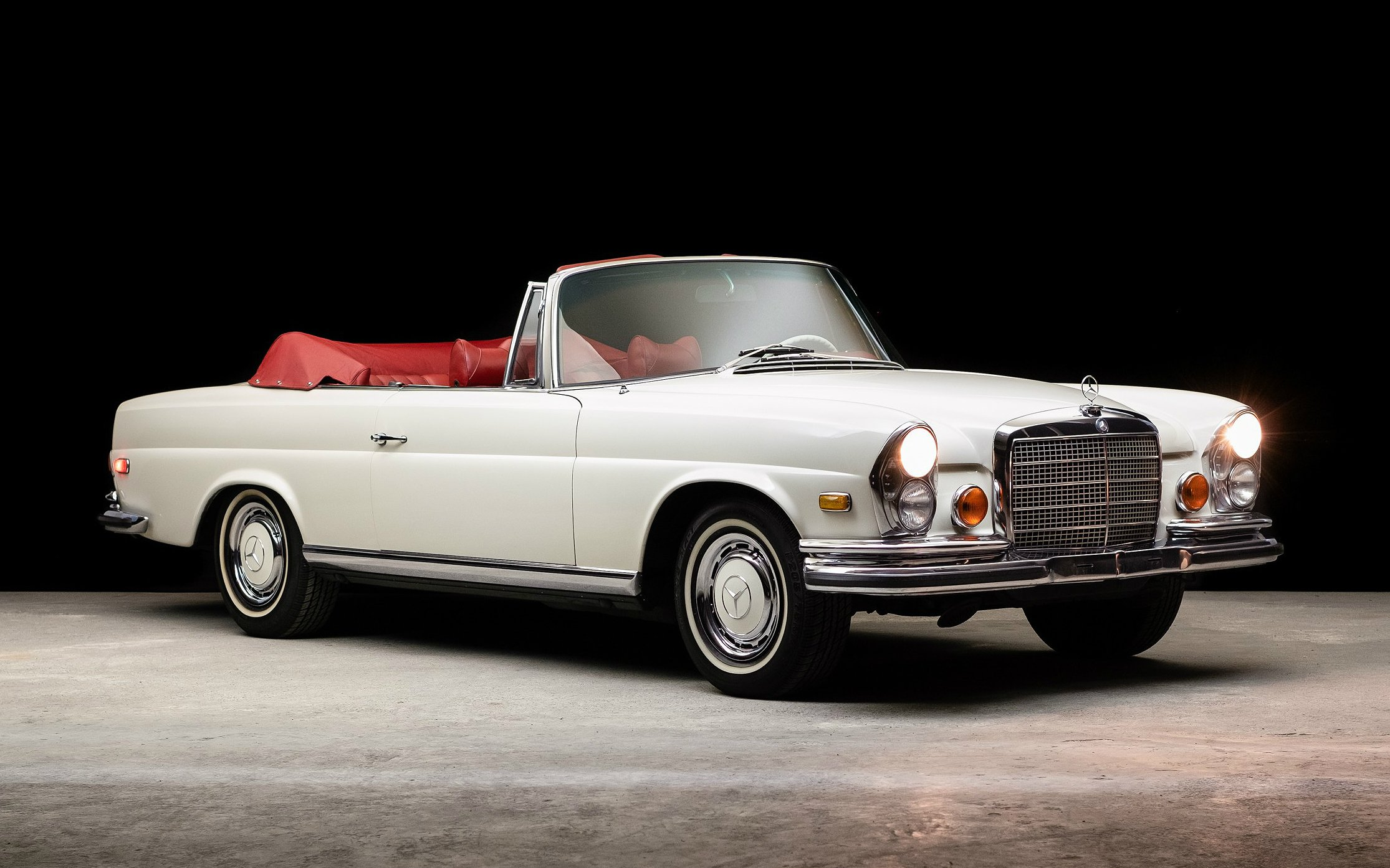 1970 Mercedes-Benz 280 SE Convertible